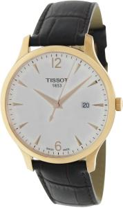 Đồng hồ Tissot Tradition Rose Gold PVD Mens Watch T0636103603700