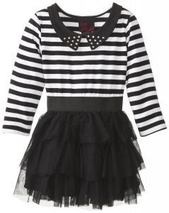 Váy trẻ em Girls Rule Little Girls' Striped Dress