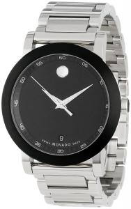 Đồng hồ Movado Men's 0606604 Museum Sport Stainless Steel Watch