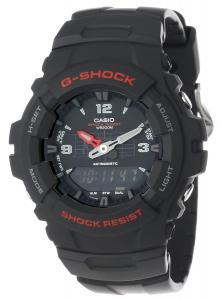 Đồng hồ G-Shock Men's G100-1BV