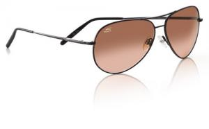 Kính mắt Serengeti Aviator Sunglasses Serengeti Aviators: Medium Aviator, Henna/Drivers Gradient Model 6826