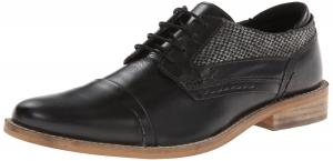 Giày da Steve Madden Men's Grantted Tuxedo Oxford