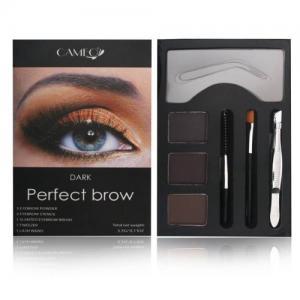 Bút tô mi mắt Cameo Perfect Brow Makeup Dark Brown