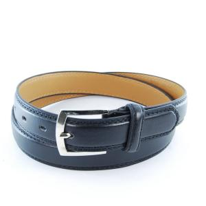 Dây lưng Q Collection Men's Pu Leather Skinny Dress Belt - Single Square Needle Buckle - Used in Business, Business- Casual, Casual, Club-going-out, Comfort, Dress, Evening, Formal, Party, Play, School, Travel, Urban, Weddings
