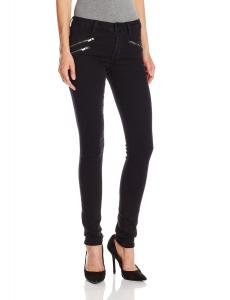 Quần Calvin Klein Jeans Women's Ultimate Skinny Moto Jean with Zippers