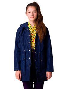 Áo khoác nữ American Apparel Women's Nylon Taffeta Rain Parka
