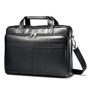 Cặp da Samsonite Luggage Leather Slim Briefcase