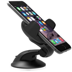 Giá đỡ Iphone iOttie Easy Flex 3 Car Mount Holder for iPhone 6 (4.7) /5s/5c/4s, Samsung Galaxy S4/S3 - Retail Packaging - Black
