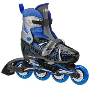 Giày patin Roller Derby Boy's Tracer Adjustable Inline Skate