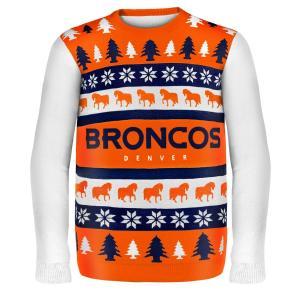 Áo thu đông Denver Broncos Men's NFL