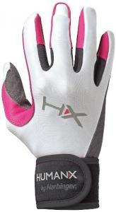 Găng tay HumanX Women's X3 Full Finger Wrist Wrap Competition Glove
