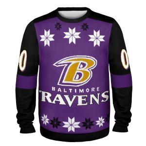 Áo thu đông NFL Football 2014 Ugly Christmas Sweater Jersey Design - Pick Team!