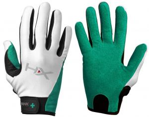 Găng tay Harbinger HumanX Women's X3 Competition Lifting Gloves - Teal/Black