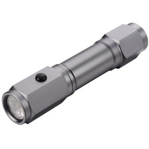 Đèn pin INGEAR Emergency LED Flashlight-Invest in your Safety-A must-have light for survival kits-Steel Ball tip to smash windows & sharp razor to cut belts-Emergency Release-100% 1 YEAR Warranty Guarantee-Batteries Included-60 lumens-BUY NOW!