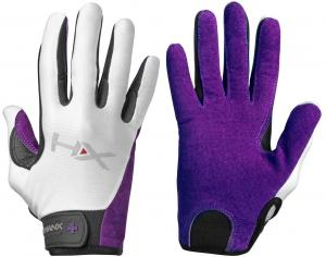 Găng tay Harbinger HumanX Women's X3 Competition Lifting Gloves - Purple/Black