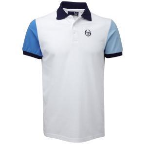 Áo phông Sergio Tacchini Men's Short Sleeve Polo Shirt - Wills