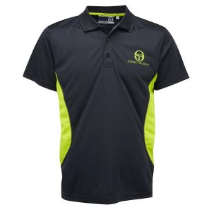 Áo phông Sergio Tacchini Men's Short Sleeve Training Polo Shirt - Bentley