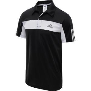 Áo phông nam Adidas Men's Tennis Galaxy Polo (BlackWhite)