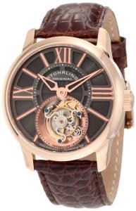 Đồng hồ Stuhrling Original Men's 296D.334X54 Tourbillon Viceroy Tourbillon Limited Edition Mechanical Brown Watch