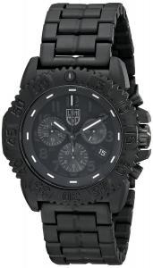 Đồng hồ Luminox Men's 3082.BO Colormark Chronograph Analog Display Analog Quartz Black Watch