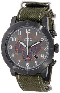 Đồng hồ Citizen Men's CA4098-14H Military Green Watch
