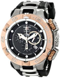 Đồng hồ Invicta Men's 12880 Subaqua Analog Display Swiss Quartz Black Watch