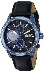 Đồng hồ Stuhrling Original Men's 497.03 Classic Nomad Analog Display Automatic Self Wind Black Watch