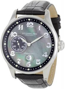 Đồng hồ Stuhrling Original Men's 148A.BH.33151 Classic Lineage Grand Automatic Mother-Of-Pearl Date Watch