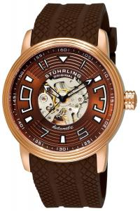 Đồng hồ Stuhrling Original Men's 1079.3346K59 Classic Delphi Archer Automatic Skeleton Brown Watch