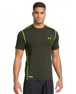 Áo phông Under Armour Men's HeatGear® Sonic Fitted Short Sleeve