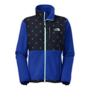Áo khoác The North Face Denali Fleece Women's Jacket in Marker Blue/Marker Blue Ink Dot