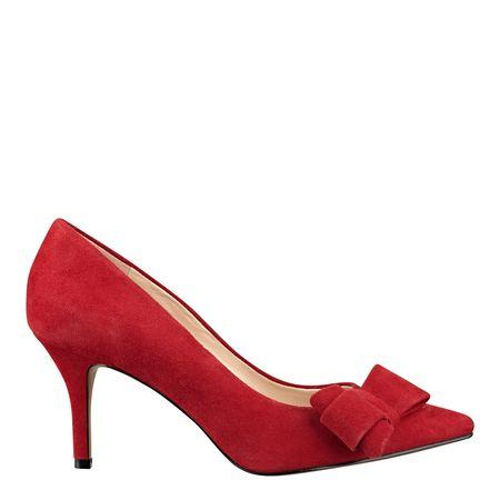 Giày nữ Nine West Kurtail Suede Pointed Toe Pumps