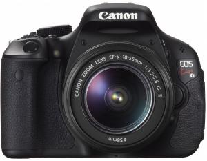 Máy ảnh Canon EOS Kiss X5 Digital SLR Camera SLR 18-55 Lens Kit (Japan Import)