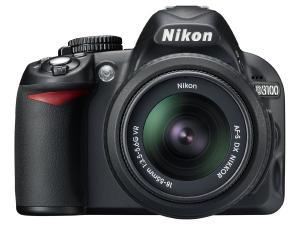 Máy ảnh Nikon D3100 14.2MP Digital SLR Camera with 18-55mm f/3.5-5.6 VR & 55-200mm f/4-5.6G IF-ED AF-S DX VR Nikkor Zoom Lenses