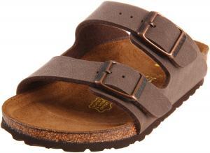 Dép Birkenstock Arizona Birkibuc Two Strap Sandal