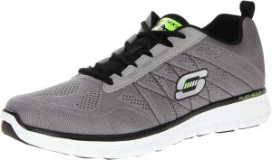 Giày Skechers Men's Synergy Power Switch Memory Foam Athletic Training Sneaker