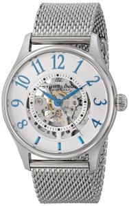 Đồng hồ Stuhrling Original Men's 746M.01 Classic Solaris Elite Analog Display Automatic Self Wind Silver Watch