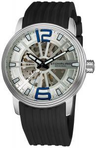 Đồng hồ Stuhrling Original Men's 1078.33162 Classic Delphi Achilles Automatic Stainless Steel Skeleton Watch