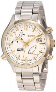 Đồng hồ Timex Men's T2N945DH Intelligent Quartz World Time Watch