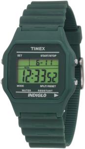 Đồng hồ Timex Men's T2N2159J Digital Watch, Green