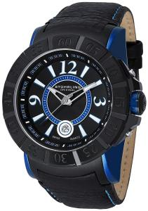 Đồng hồ Stuhrling Original Men's 543.332U551 Leisure Gen-X Sentry Swiss Quartz Date Blue Watch