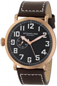Đồng hồ Stuhrling Original Men's 721.02 Octane Monterey L Analog Display Quartz Brown Watch