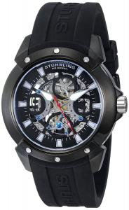 Đồng hồ Stuhrling Original Men's 266.33561 Leisure Crucible Analog Display Automatic Self Wind Black Watch