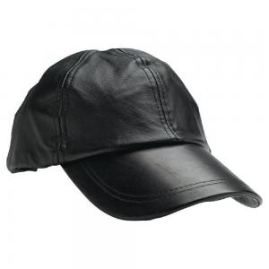 Mũ Genuine Leather Baseball Cap by Giovanni Navarre