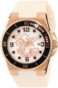 Đồng hồ Ed Hardy Women's IM-KI Immersion White Watch
