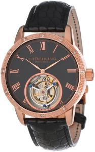Đồng hồ Stuhrling Original Men's 312S.3345X54 Tourbillon Diamond Dominus Limited Edition Mechanical Rose Tone Watch