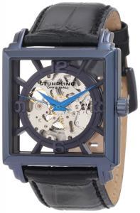 Đồng hồ Stuhrling Original Men's 333N.33X56 Classic Winchester Plaza Automatic Skeleton Blue Watch