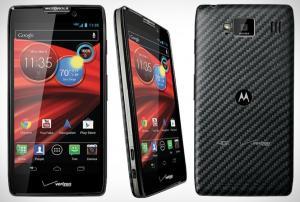 Điện thoại Motorola Droid RAZR MAXX HD 32GB LTE 4G Black Smartphone - Verizon