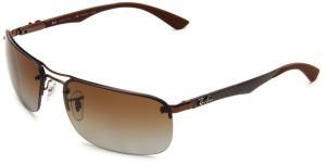 Kính mắt Ray-Ban 0RB8310 Polarized Rectangle Sunglasses
