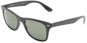 Kính mắt Ray-Ban mens 0RB4195 601S9A52 Polarized Tech Liteforce Wayfarer Sunglasses